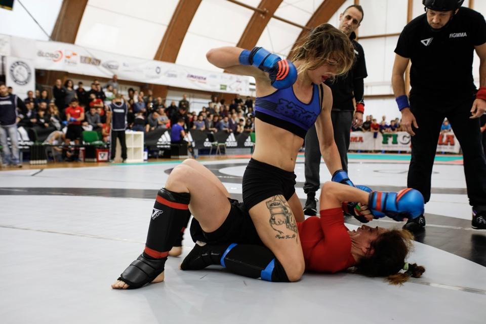 Risultati 6 Coppa Italia di MMA (FIGMMA) – 6 novembre 2016, Roma 1