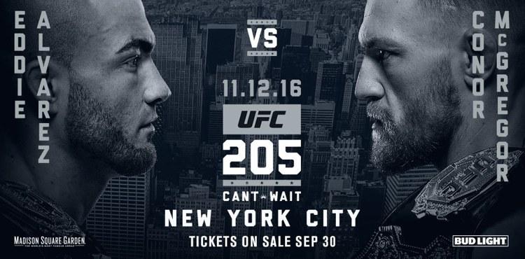 Risultati UFC 205: Alvarez vs. McGregor 1