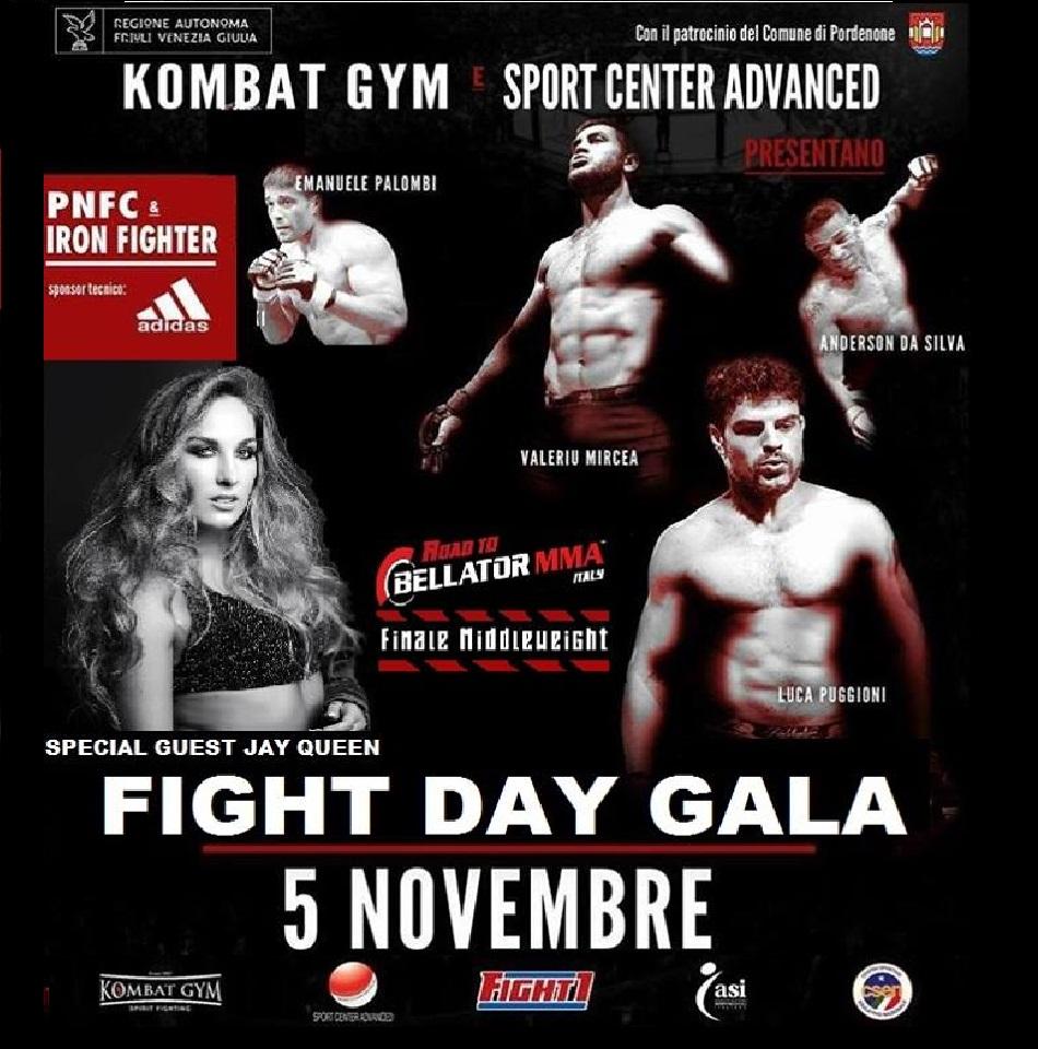 FIGHT DAY GALA: I MATCH 1