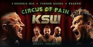 Report completo di KSW 37: Circus Of Pain da bordo gabbia 1