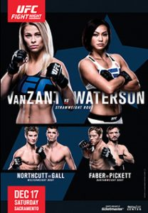 UFC on Fox: VanZant vs. Waterson 2