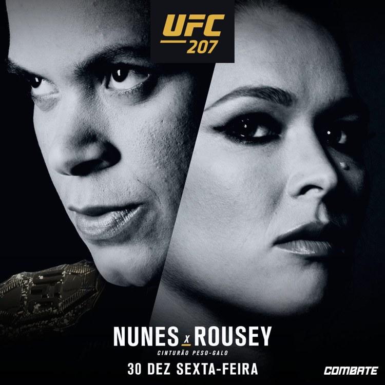 RISULTATI UFC 207: NUNES VS ROUSEY 1