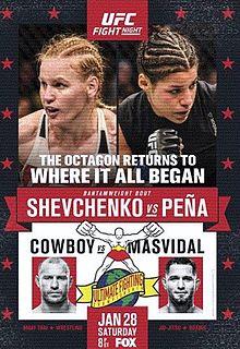 Risultati UFC Fight Night Denver: Alessio Di Chirico vs Eric Spicely 1