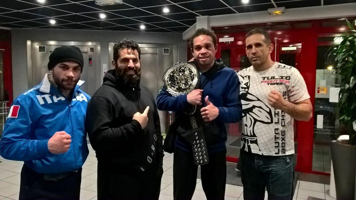 Ciro Ruotolo al 100% fight 29 1