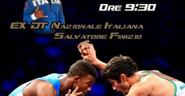 Seminario di lotta olimpia con il Maestro Salvatore Finizio 5