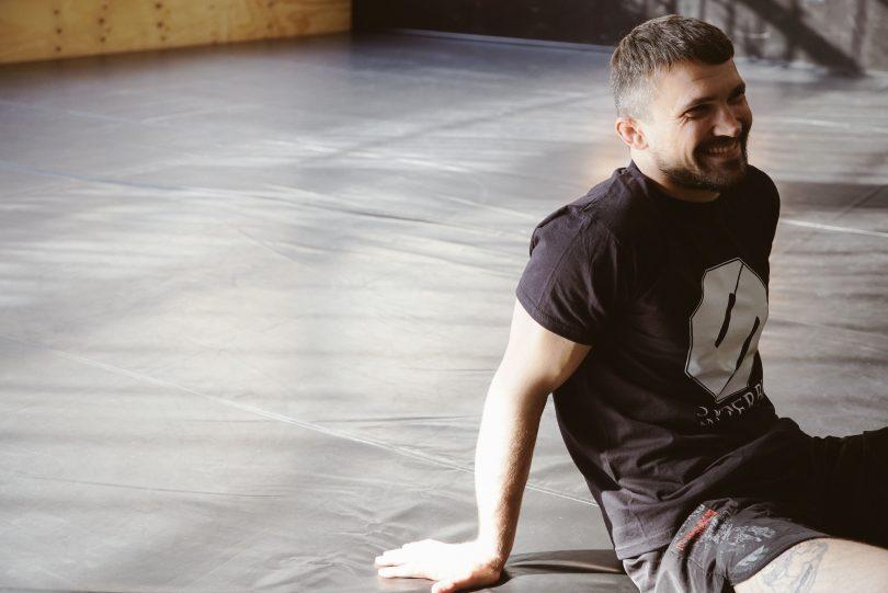 """Stefan Croitoru: """"Le MMA, gli sforzi e le rinunce in vista di The Golden Cage """" 4"""