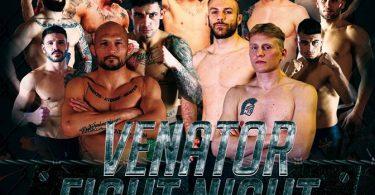 Risultati: Venator Fight Night Rimini 6