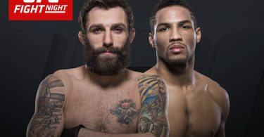 Card UFC Fight Night: Chiesa vs. Lee
