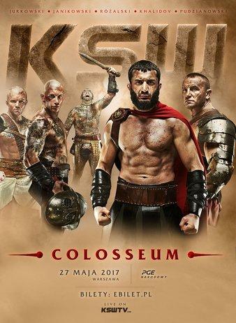 Risultati di KSW 39: Colosseum 1
