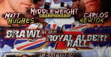 UFC 38: Brawl at the Hall 5