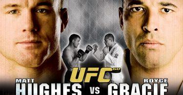UFC 60: Hughes vs. Gracie 14