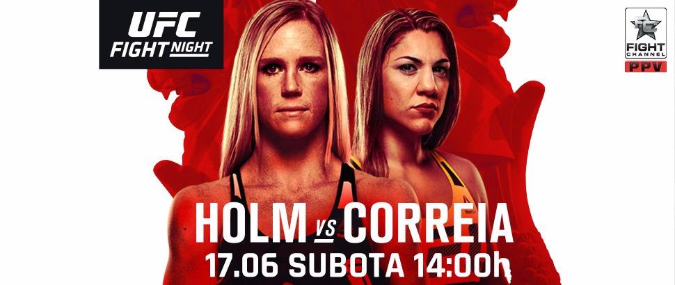 UFC Fight Night: Holm vs Correia (UFC Singapore 2017) 1