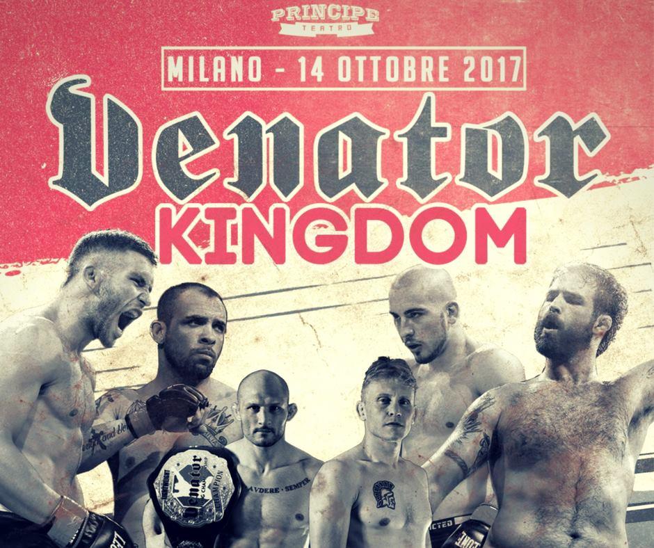 Venator Kingdom a Milano: prime indiscrezioni... 1