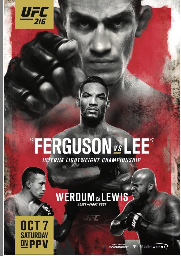 Risultati UFC 216: Ferguson vs. Lee (+ debutto di Mara Borella) 1