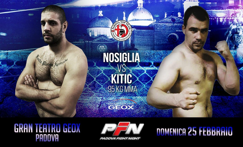 PADOVA FIGHT NIGHT 8