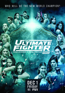 The Ultimate Fighter 26 Finale 1