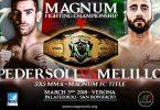 CARLO PEDERSOLI JR DEBUTTA NELL'UFC 8
