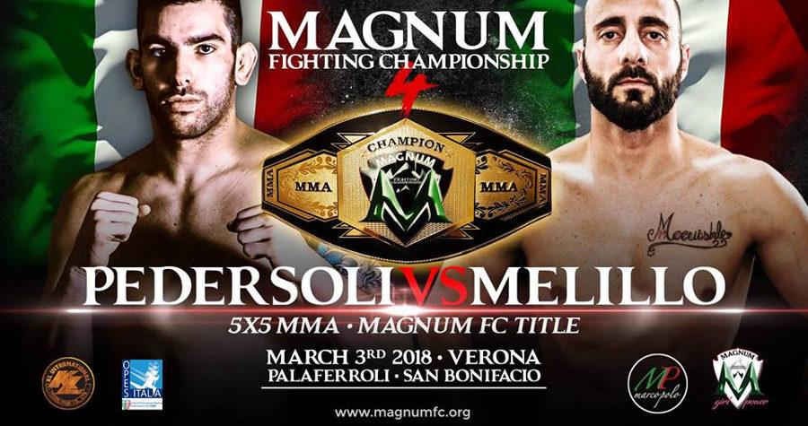 Magnum FC 4 presenta la sua card 1