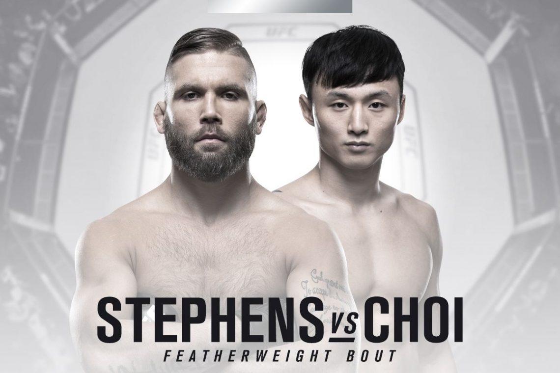 UFC Fight Night 124 1