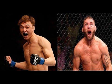 UFC Fight Night 124 2