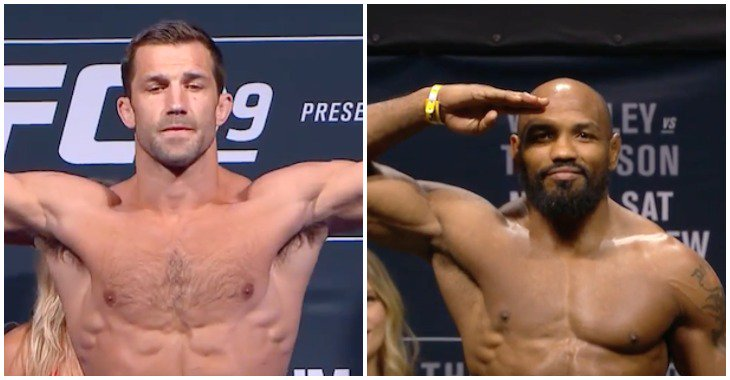 UFC 221 - Rockhold vs Romero 2