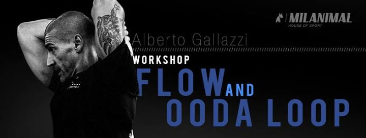 Intervista a Alberto Gallazzi (OODA Loop per gli sport da combattimento) 1