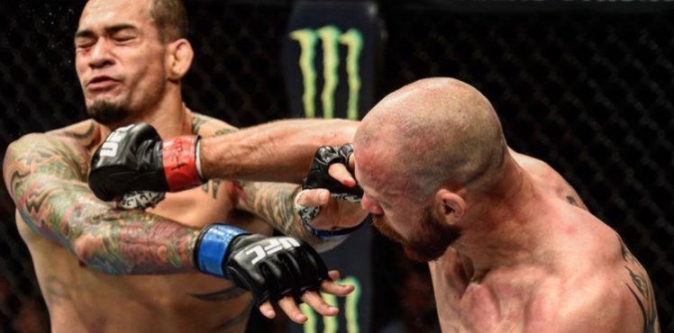 Risultati UFC Fight Night Austin - Cowboys vs Medeiros 2