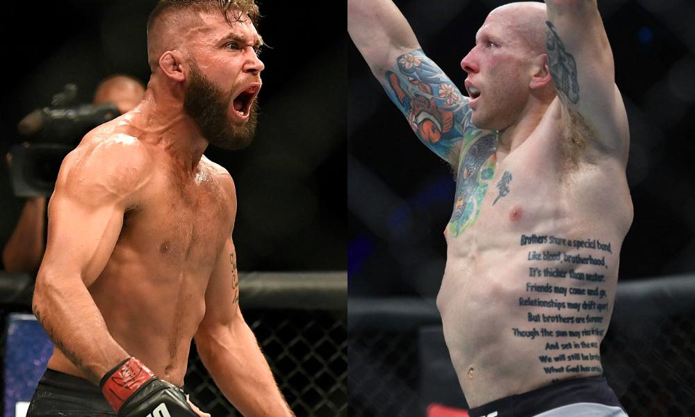 UFC on Fox 28 - Emmett vs Stephens 2