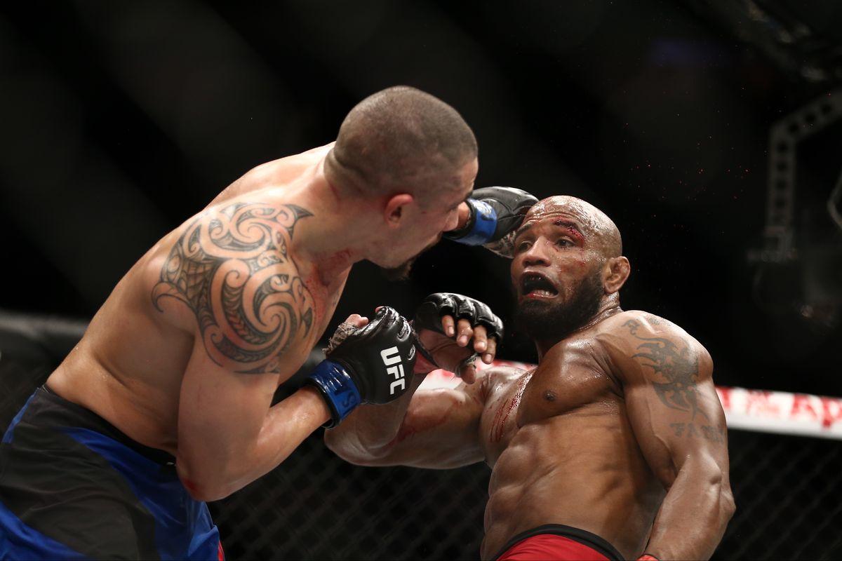 UFC 225 - WHITTAKER VS ROMERO 2