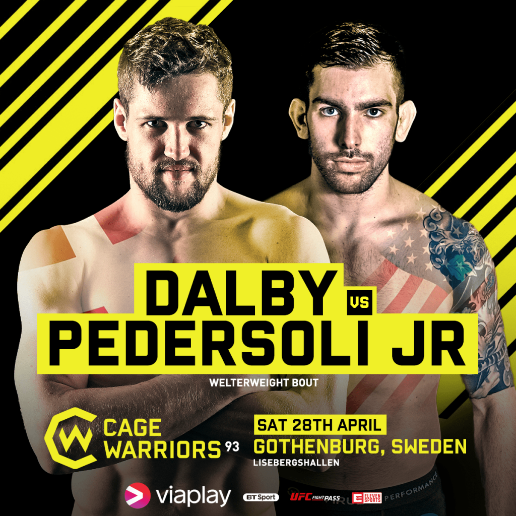 Risultati Cage Warriors 93: Dalby vs. Pedersoli Jr. (+ video) 1