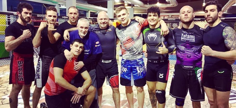 CARLO PEDERSOLI JR DEBUTTA NELL'UFC 2