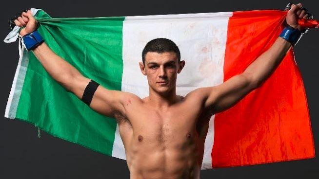 Risultati The Ultimate Fighter 27 Finale - con Alessio di Chirico vs Julian Marquez 1