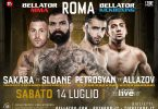 Risultati Bellator Genova: Alessio Sakara vs Kent Kauppinen (+video) 6