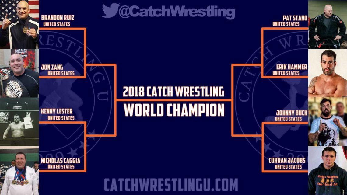 Risultati 2018 Catch Wrestling world Championship 1
