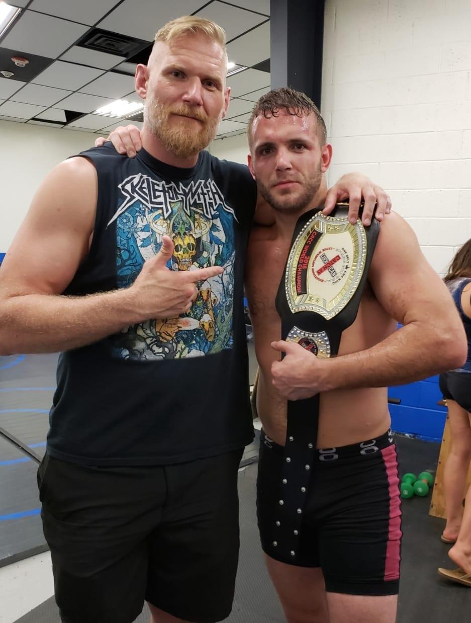 Risultati 2018 Catch Wrestling world Championship 2