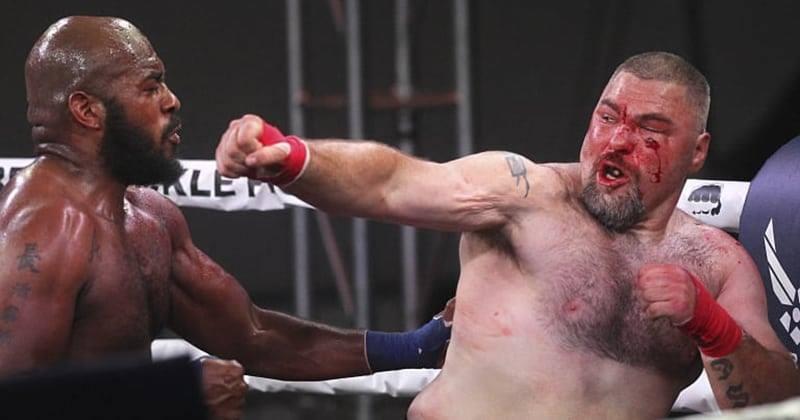 Fernando Frattesi ci parlerà di Bare Knuckle boxing (pugilato a mani nude) 1