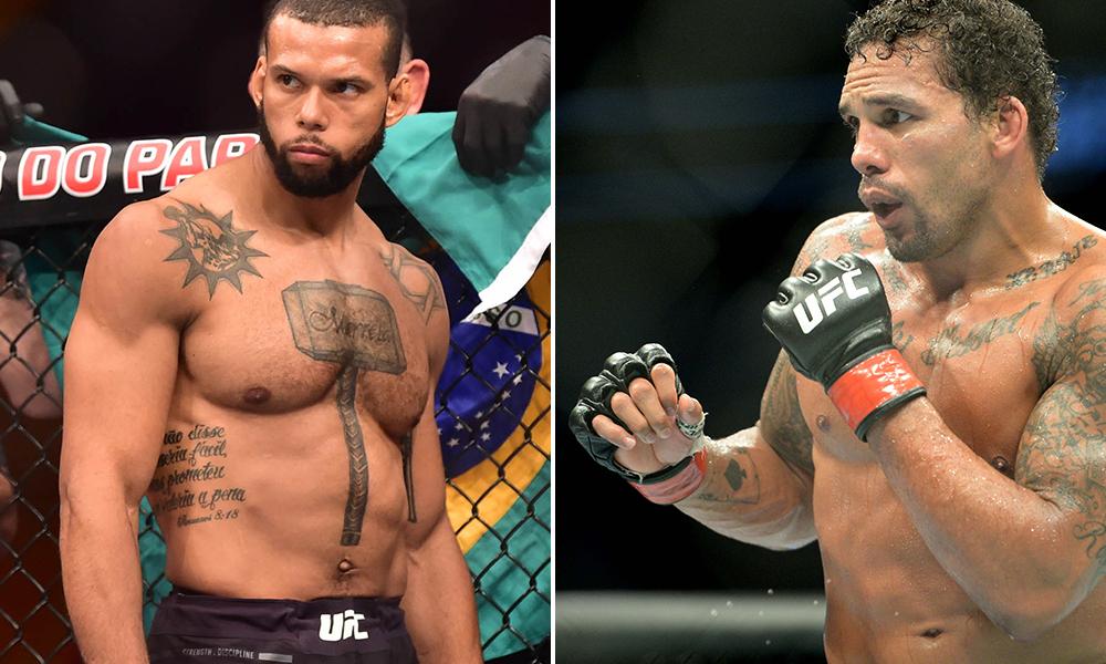 UFC FIGHT NIGHT 137 (CON CARLO PEDERSOLI) 2