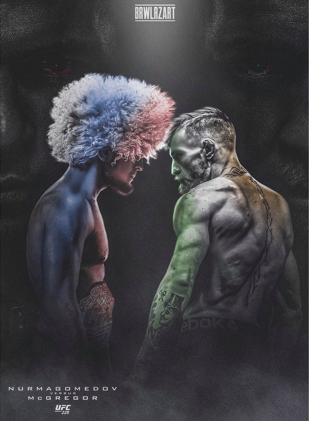 Conor McGregor vs Khabib Nurmagomedov, UFC 229: Data, Orario e su che canale si può vedere? (Aggiornato con video della pesa) 1