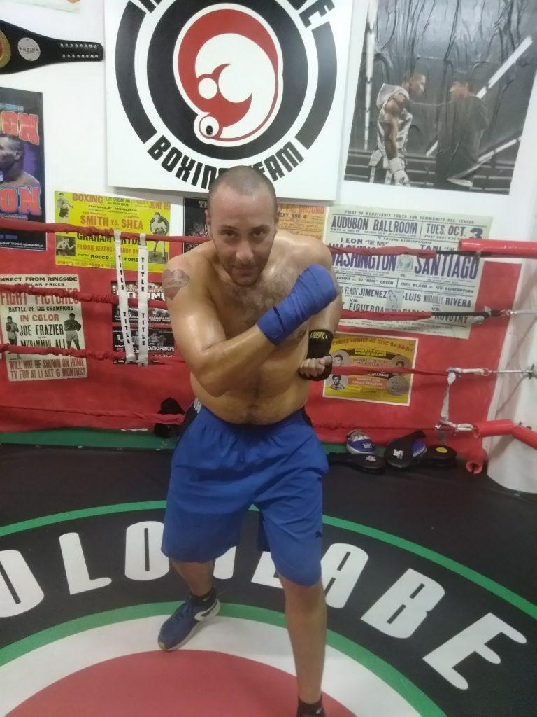 Claudio Hazin alla conquista della Bare Knuckle Boxing inglese (intervista) 2