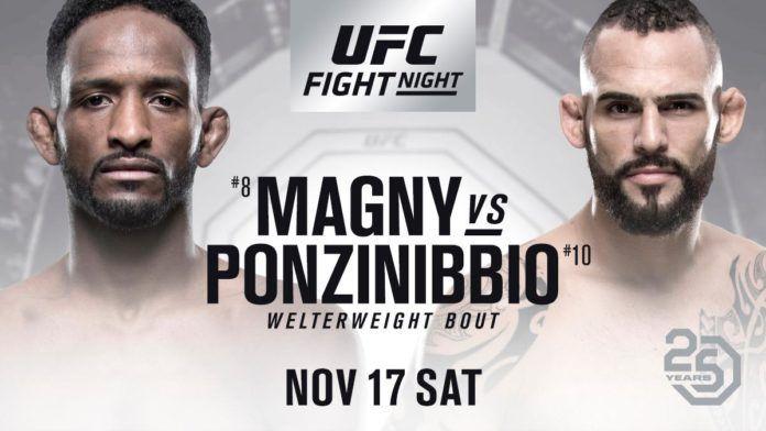 UFC FIGHT NIGHT ARGENTINA 1