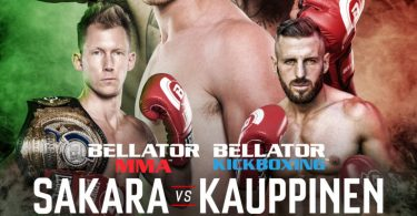 Bellator Genova: Sakara vs Kauppinen 8