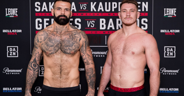Risultati Bellator Genova: Alessio Sakara vs Kent Kauppinen (+video) 7