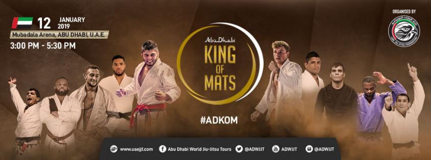 Abu Dhabi King Of Mats 2019 1