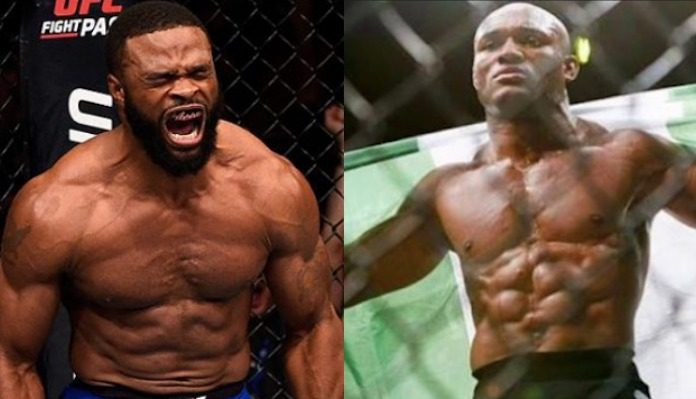 WOODLEY VS USMAN UFFICIALE PER UFC235 1