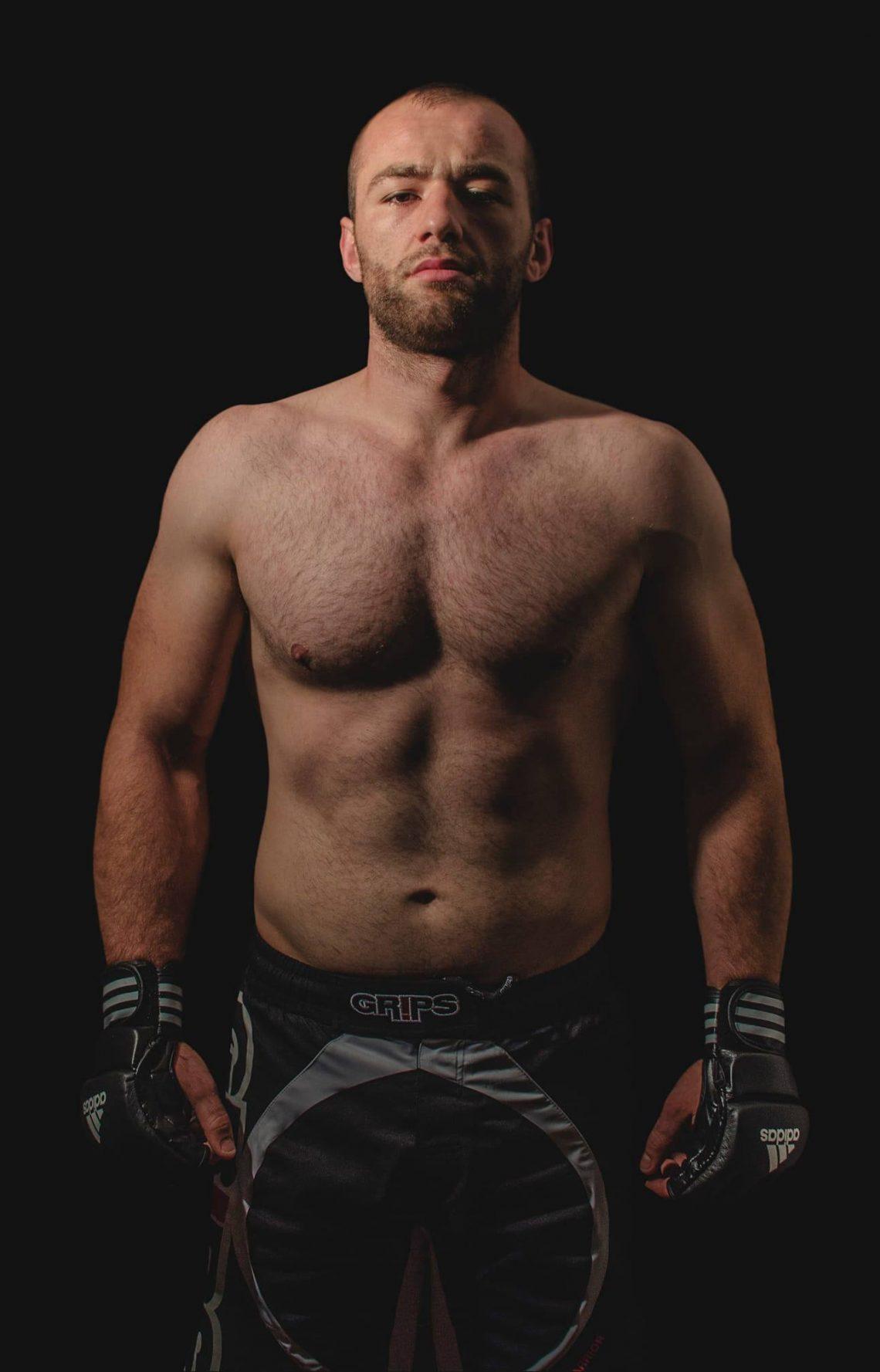 Alen Amedovski entra in UFC 1