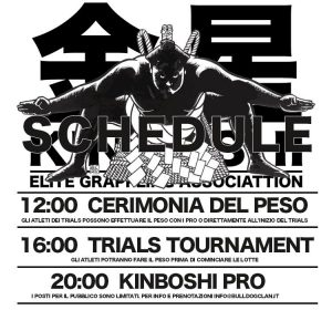 Kinboshi Elite Grappling Association: Report e Risultati 2