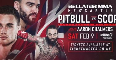 BELLATOR NEWCASTLE: PITBULL VS. SCOPE 6