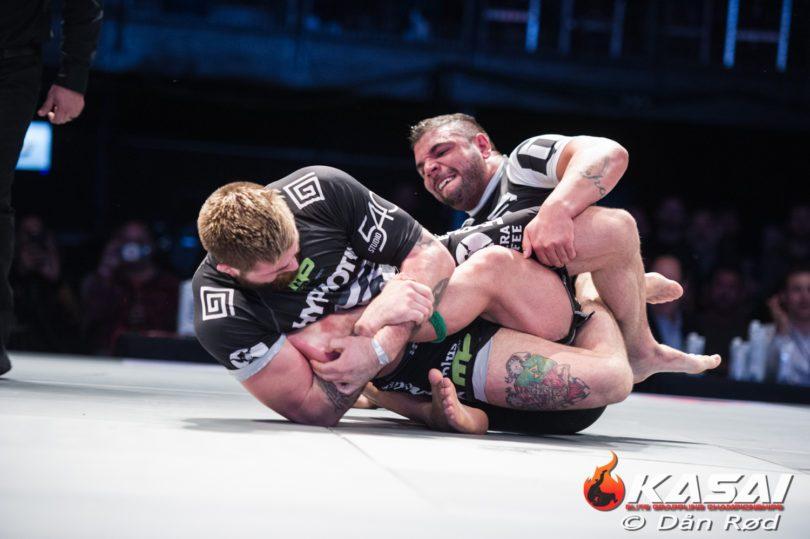 Gordon Ryan fuori dal torneo di Combat Jiu Jitsu EBI 3