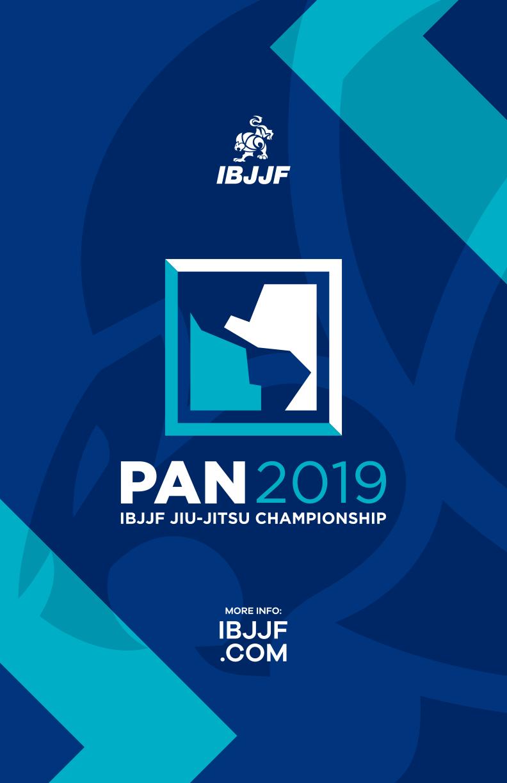 2019 Pan Jiu-Jitsu IBJJF Championship 1