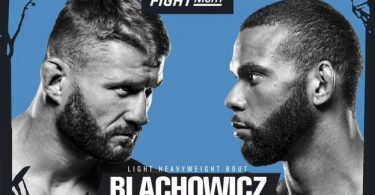 UFC PRAGA: BLACHOWICZ VS SANTOS + CARLO PEDERSOLI JR 10